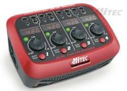 015-114123 HiTEC Multicharger X4 Micro